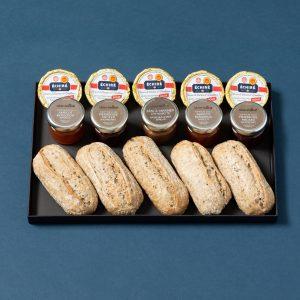 photo de pains