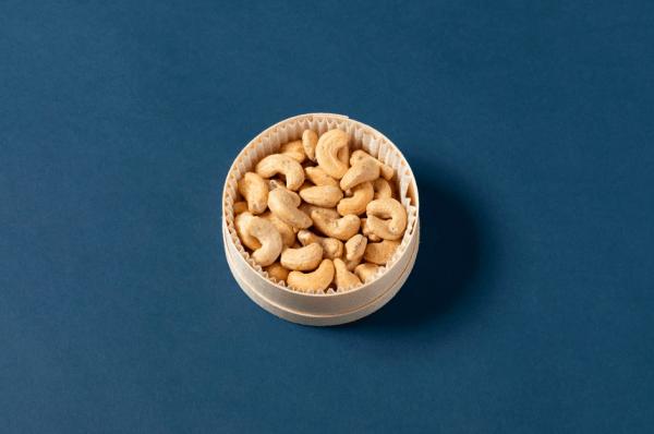 photo de noix de cajou truffe