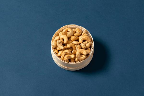 photo de noix de cajou au romarin